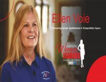 Ellen Voie: Pioneering Gender Egalitarianism in Transportation Space