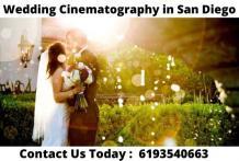 Wedding Cinematography in San Diego
