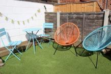 Artificial Grass- Creates a Cushion Effect in Your Garden