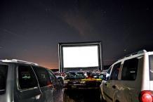 Movie Projector Screen Rental  - megaoutdoormovies | ello