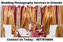 Wedding Photography Services in Orlando