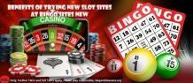 Benefits slot sites Bingo Sites - summaysanga   ello