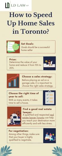 How to Speed Up Home Sales in Toronto?