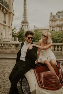 Best Elopement Packages Paris, France