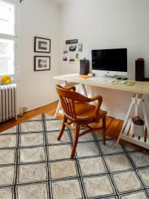 Best Way to Use Designer Handmade Cotton Rugs in India