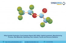 Ethyl Acetate Production Cost Analysis Report 2021, Price Trends, Raw Materials Costs, Profit Margins, Land and Construction Costs – The Manomet Current