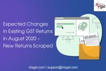 GST News July 2020