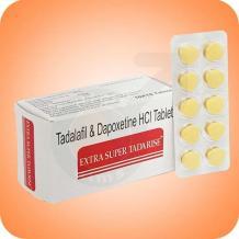 Extra Super Tadarise Online | Super Cialis Tadarise | Tadalafil Dapoxetine