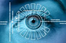 AI Approach for Iris Biometric Recognition Using a Median Filter