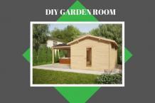 Garden Building Supplier — Tips on Making a DIY Garden Room of Wood