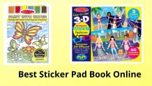 How to Choose the Best Sticker Pad Book Online?