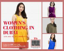 Women's Clothing in Dubai