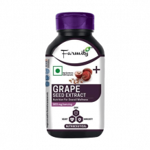 Grape Seed Capsules - Stay Healthy Naturally