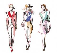 Importance of Fashion Illustration in the Fashion Industry