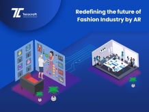 Redefining The Future Of Fashion Industry By AR - Tecocraft