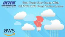 Fast track your career with CETPA'S AWS Cloud Online Course