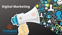 Best Digital Marketing Company | First DigiAdd