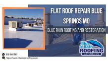 Flat Roof Repair Blue Springs MO