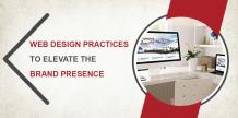 Web Design Practices to Elevate the Brand Presence - ByteCipher Pvt. Ltd.