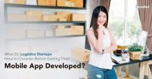 Strategies For Logistic Startups To Develop Logistics Management Apps