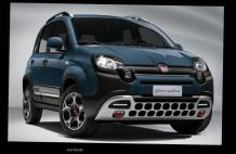 The new Fiat Panda facelift