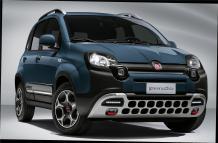 The Fiat Panda gets an update|Fiat