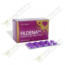 Fildena®: Buy Fildena Online (Sildenafil Citrate) at Best Price | Medypharmacy