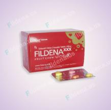 Fildenda XXX - Sildenafil citrate Drug