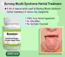 Natural Remedies for Burning Mouth Syndrome Help to Relieve the Pain