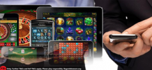 Different types of online slot games play uk slot sites