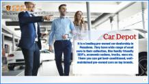 Find Pre-owned Car Dealership Near You in Pasadena