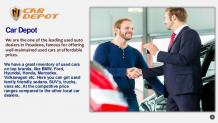Find Trusted Used Auto Dealership Near Me in Pasadena