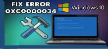 How to Fix Error Code 0xc0000034 Windows 10
