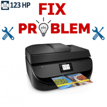 Fix the problems of HP printers