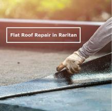 Go for Flat Roof Repair in Raritan
