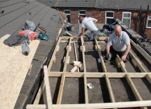 Flat Roof Replacement in Overland Park- A Step by Step Guide for You