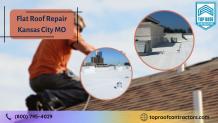 Flat Roof Repair Kansas City MO |