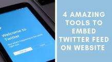 5 Amazing Tools To Embed Twitter Feed on Website – 2021 – Digital Talks – A Digital Marketing Platform