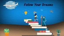 Follow Your Dreams With Faith And Purpose   WOWzforHappyness