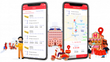 Food Delivary App Development Company