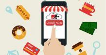 Food Ordering Mobile App   Restaurant App   Cherry Berry RMS