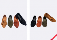Women's Flats - Discover our Collection of Flats Online