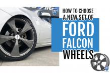Ford Falcon Wheels | Find the Right Wheels - Tyres Now