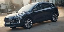 The new 2020 Ford Kuga Hybrid