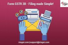 Form GSTR 3B