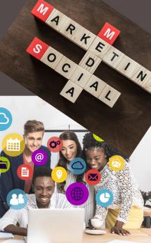 Hire Discreet Vision experts for Social Media Marketing Agency #SocialMediaMarketingComapny