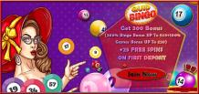 Requirements for in free bingo no deposit know
