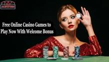 Free Online Casino Games to Play Now With Welcome Bonus – Lady Love Bingo