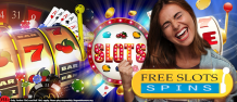 Delicious Slots: Players get the benefits of free slots spins