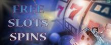 How to use free slots spins bonus